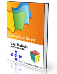 sayi-metodu